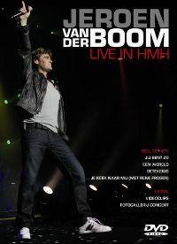 Cover Jeroen van der Boom - Live In HMH [DVD]